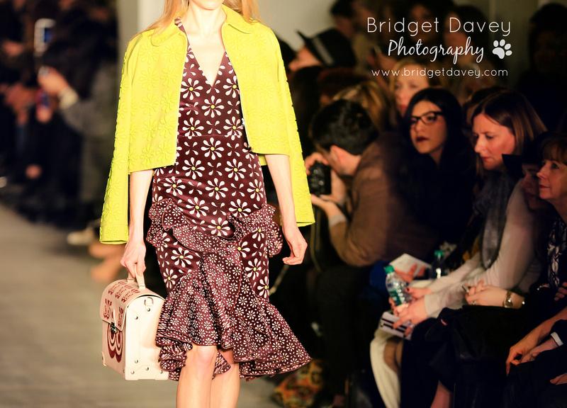 Holly Fulton - Runway - LFW SS16 | London Fashion Weekend | Saatachi Gallery London